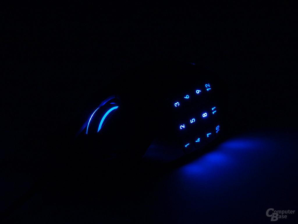 LEDs separat deaktivierbar