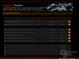 Download-Portal der Sentinel