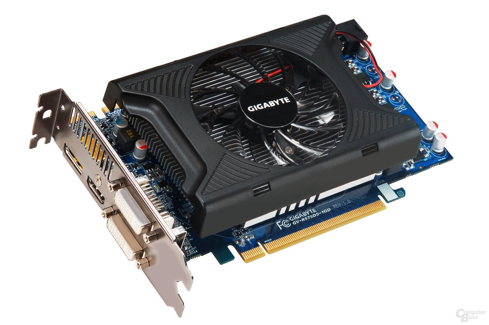 Gigabyte Radeon HD 5750