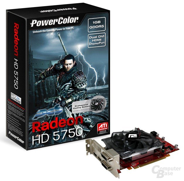 PowerColor Radeon HD 5750