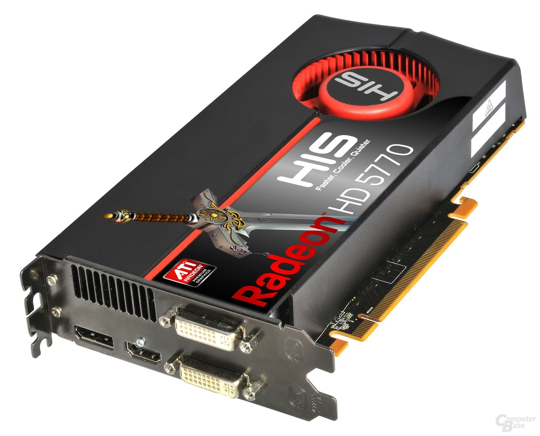 HIS Radeon HD 5770