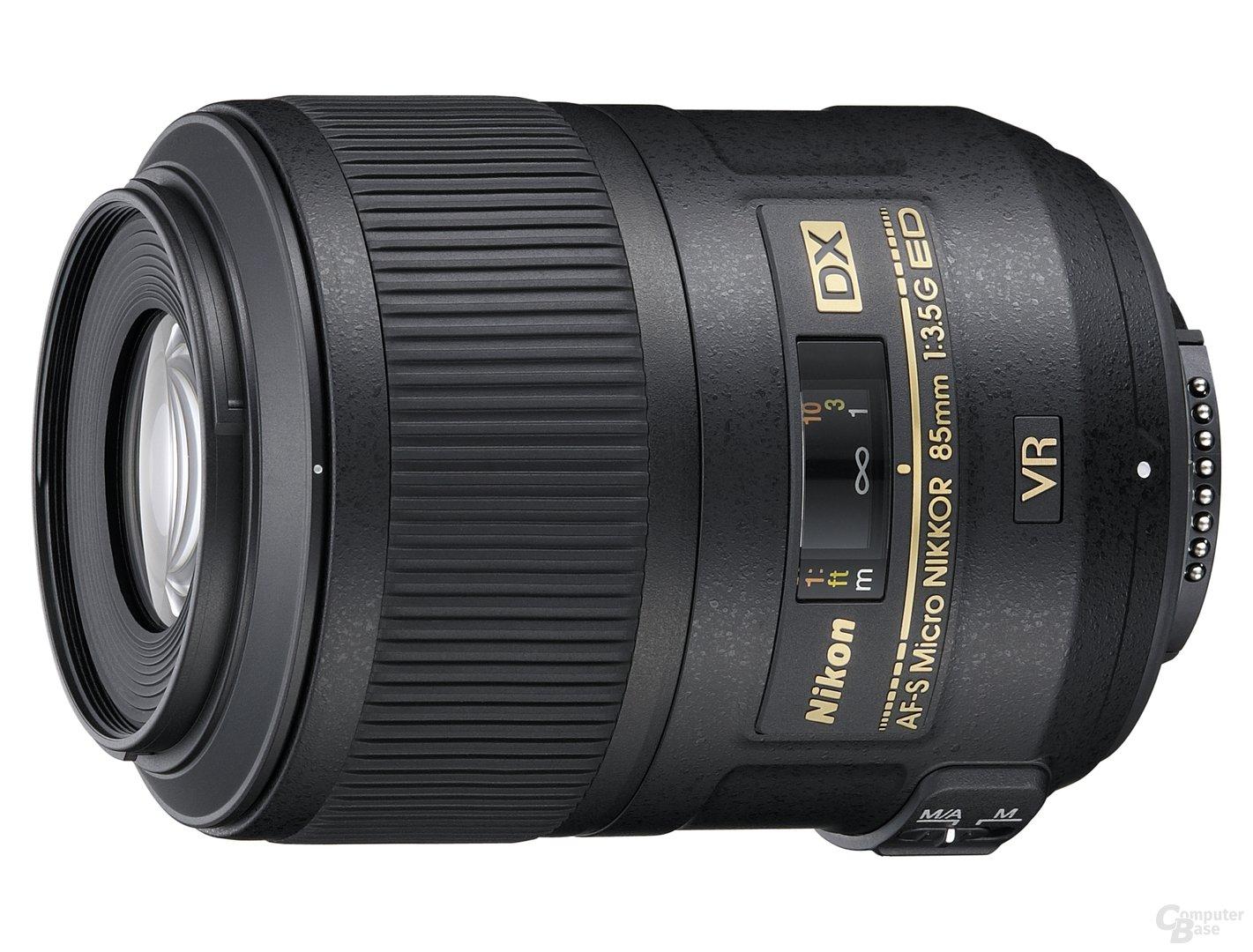 Nikon AF-S DX Micro Nikkor 85 mm 1:3,5G ED VR