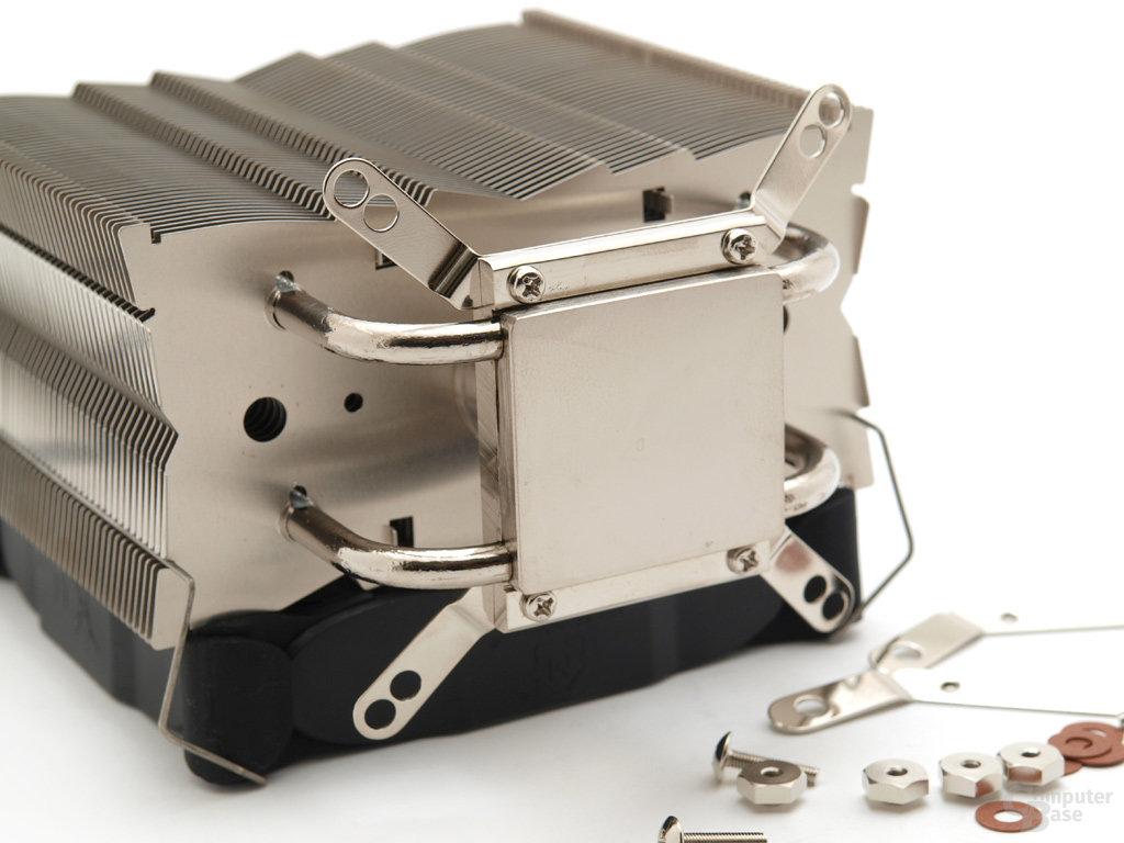 Angeschraubte Montagebügel für Intel