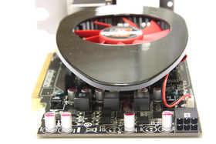 Radeon HD 5750 Stromanschluss