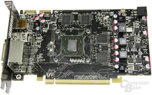 Radeon HD 5750 ohne Kühler