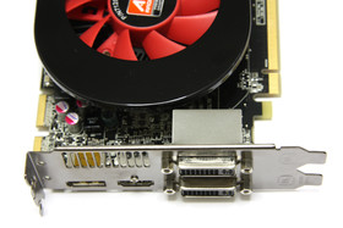 Radeon HD 5750 Anschlüsse