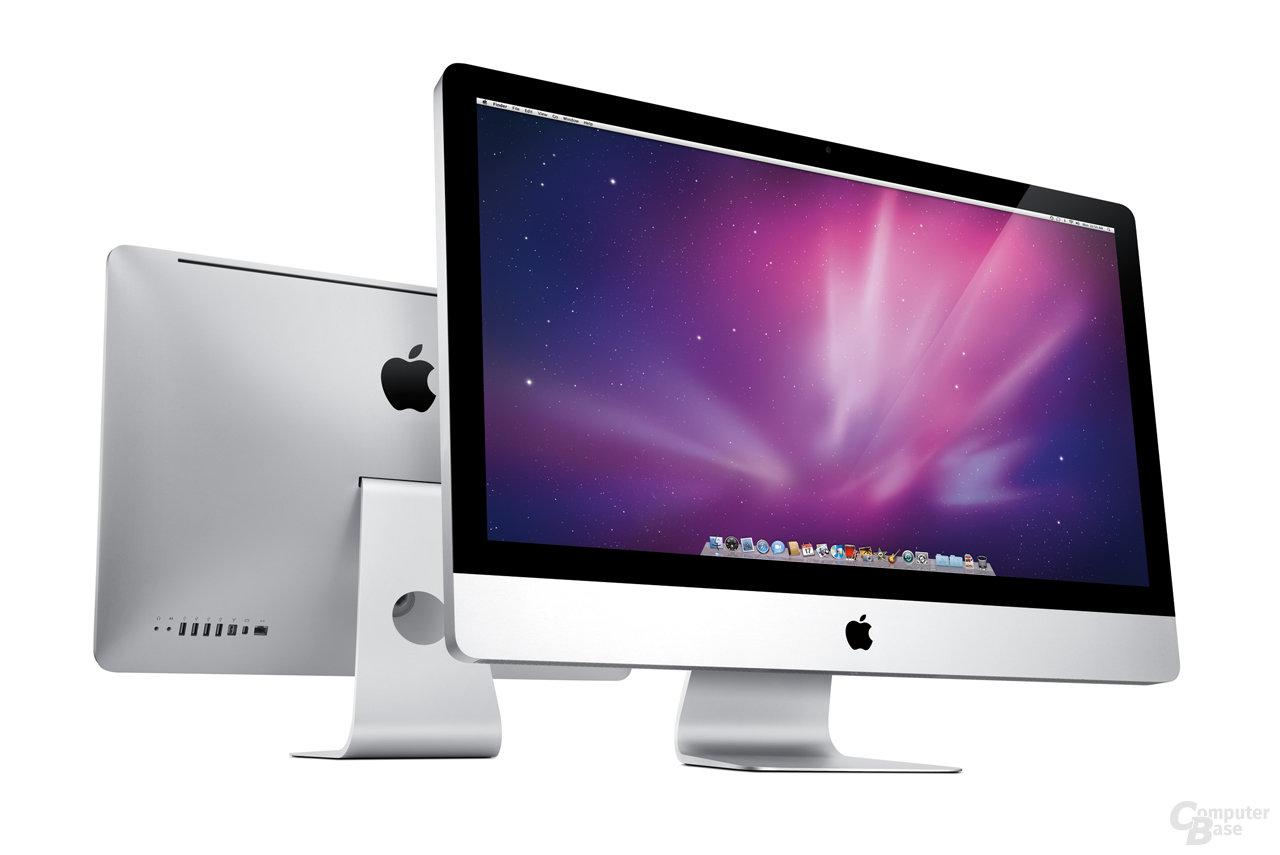 Neue iMac-Familie von Apple