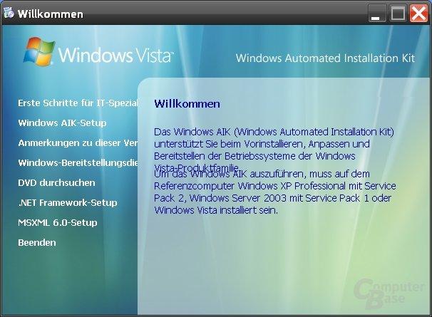 Bootfähige Windows-7-DVD erstellen