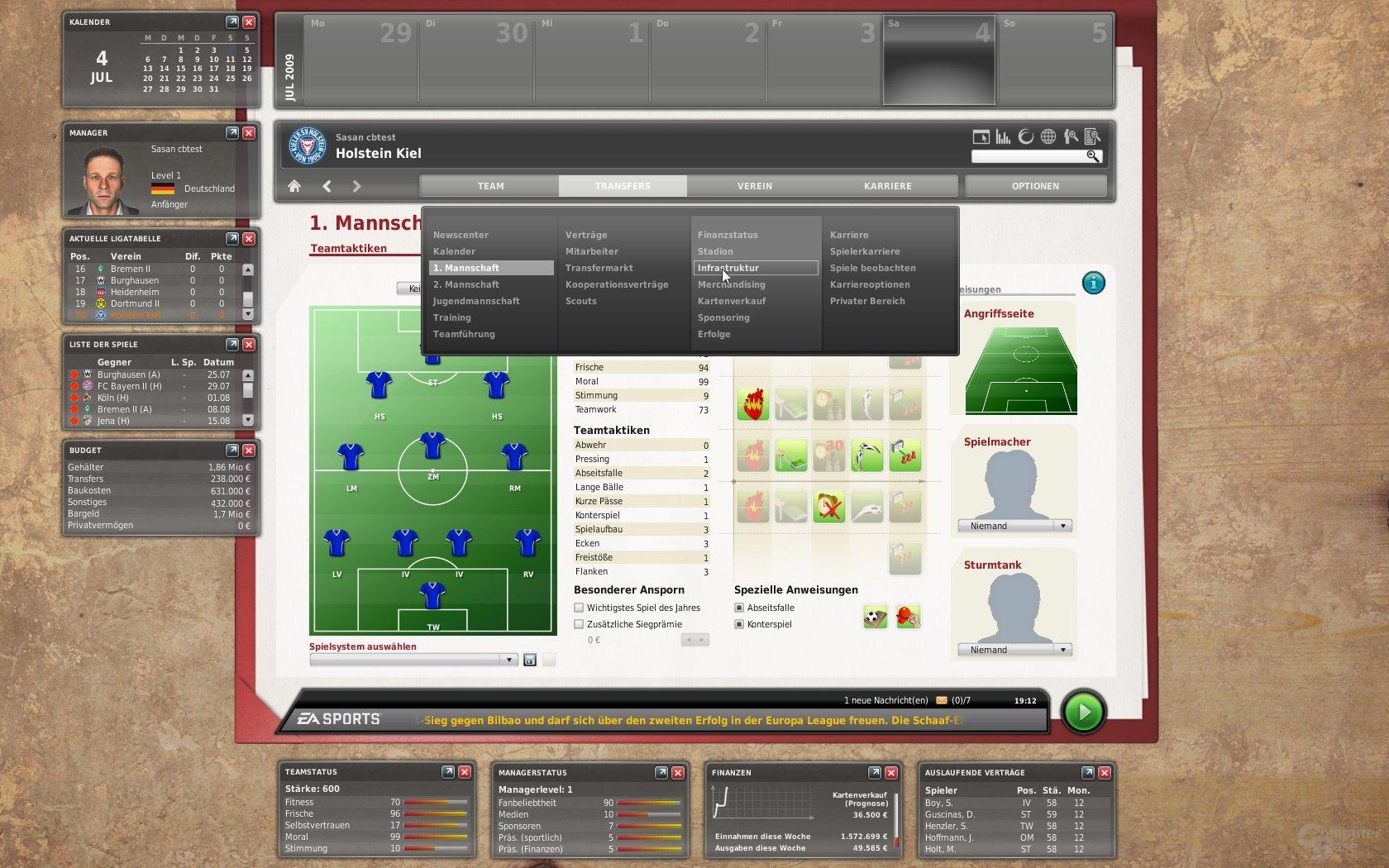 Fussball Manager 10