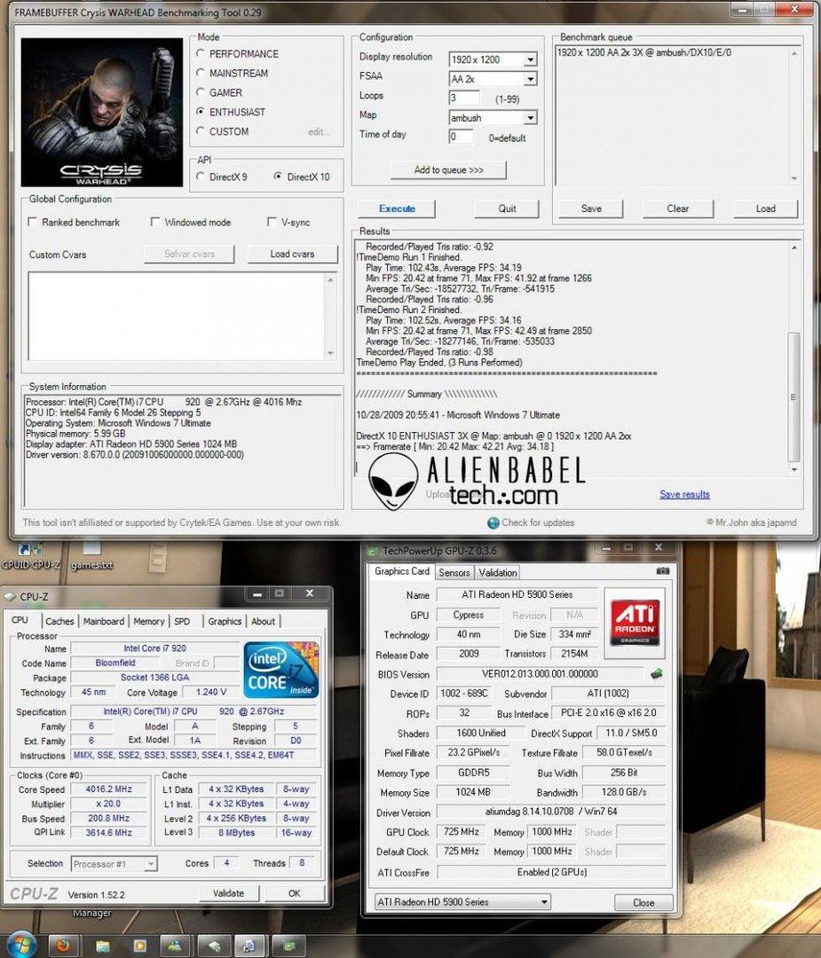 ATi Radeon HD 5970