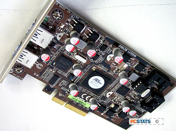 Asus U3S6 Expansion Card