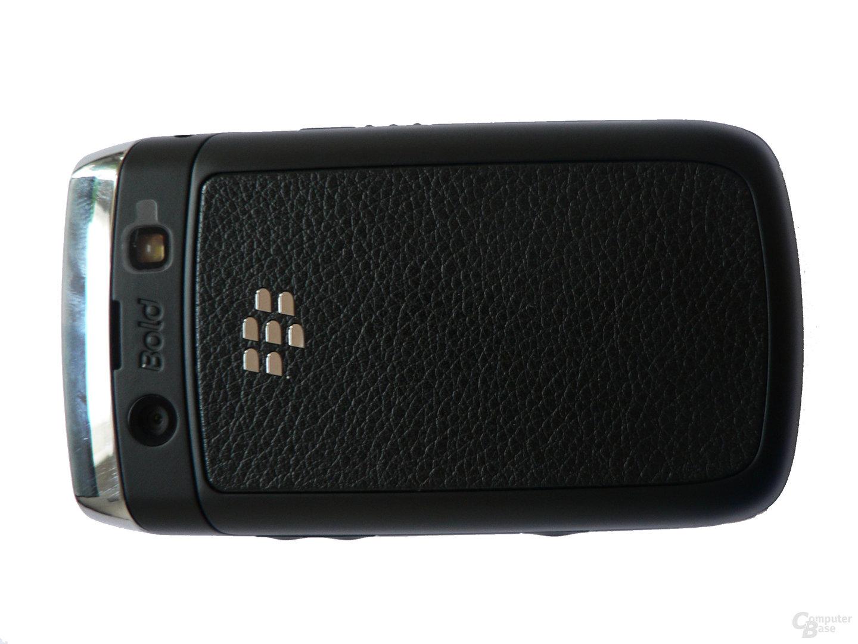 Hui oder Pfui? Kunstleder auf der Rückseite Bold 9700