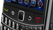 BlackBerry Bold 9700 im Test: Auf die Größe kommt es an
