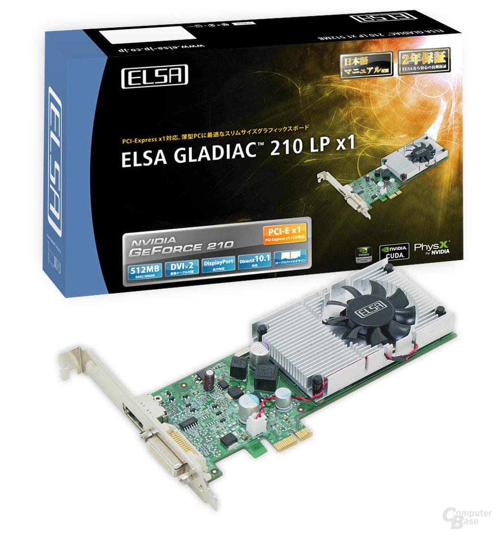 Elsa Gladiac 210 LP x1