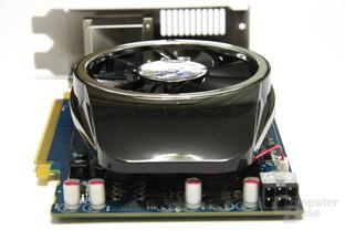 Radeon HD 5750 von hinten