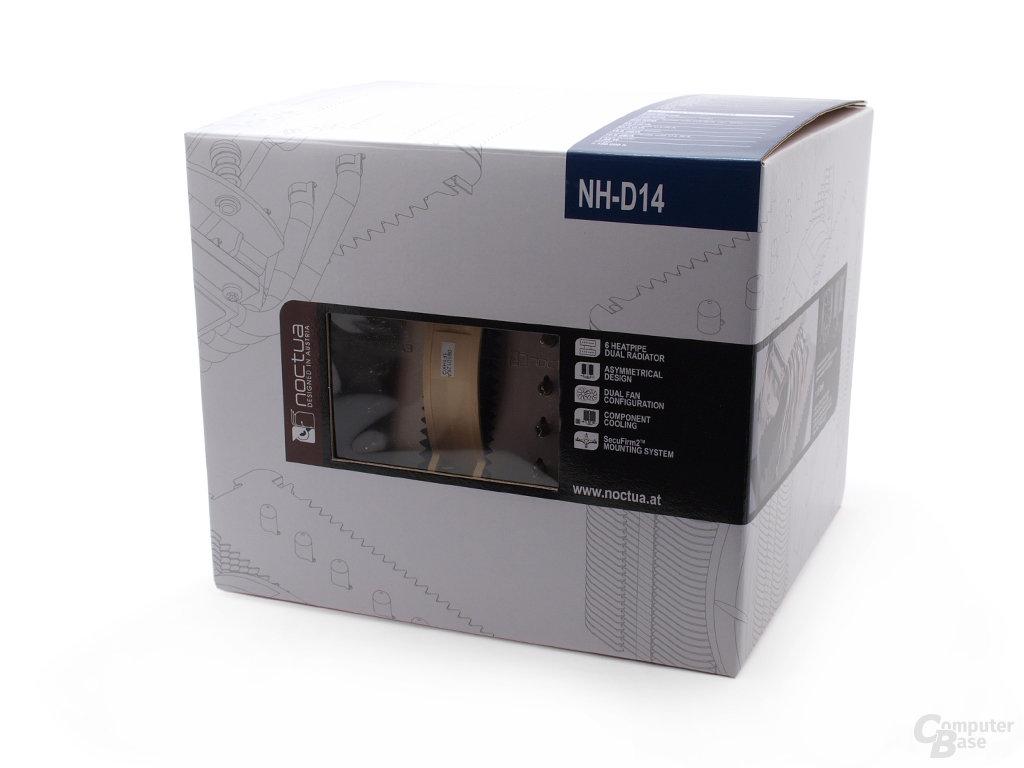 Noctua NH-D14 Verpackung