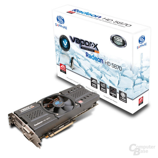 Sapphire Radeon HD 5870
