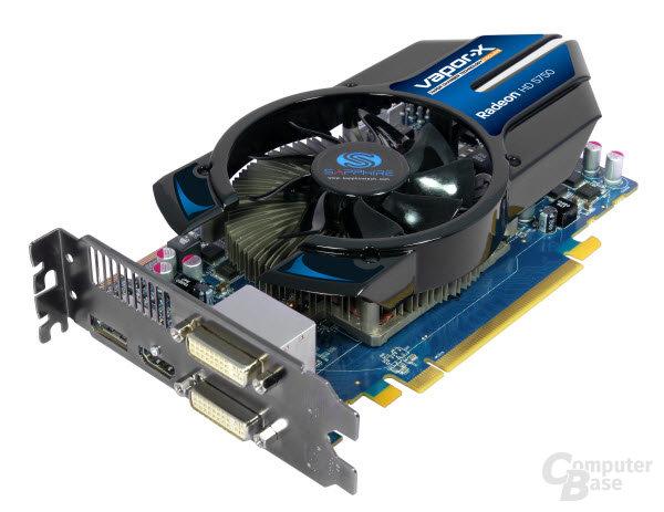 Sapphire Radeon HD 5750 Vapor-X
