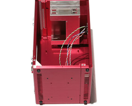 Lian Li PC-Q07 – Innenansicht Deckel