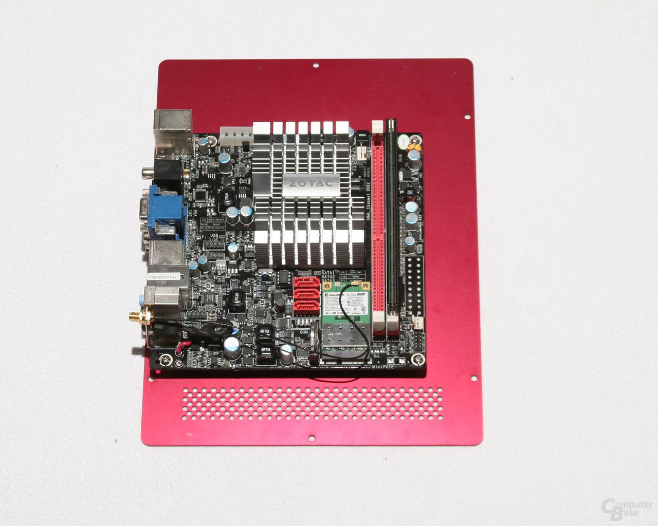 Lian Li PC-Q07 – Mainboard-Tray