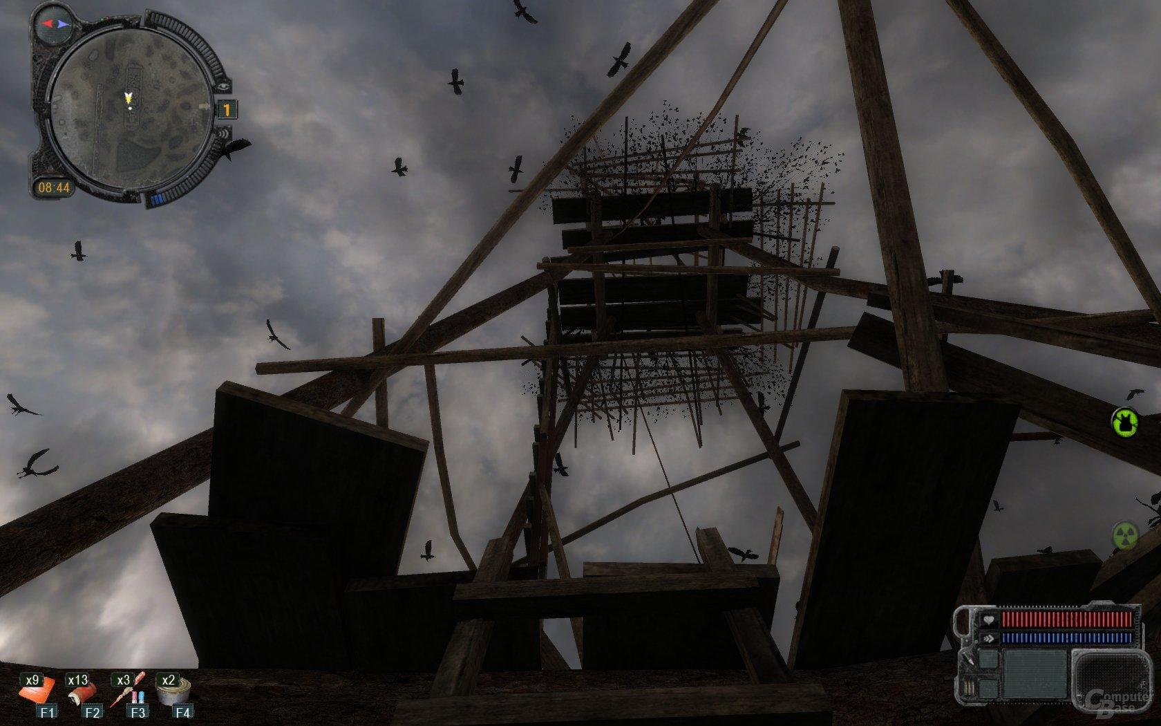 Call of Pripyat - Grafik
