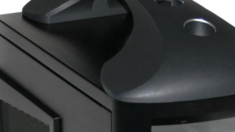 Silverstone SG04B-FH Sugo im Test: Kleinformat mit Henkeldeckel