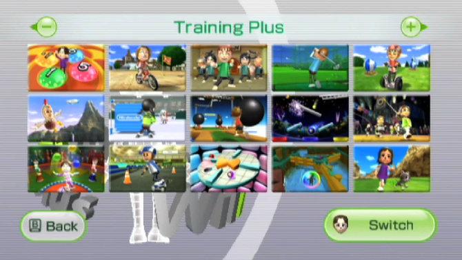 Plus-Bereich – Die neuen Spiele im Überblick