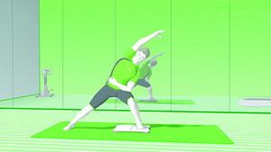 Wii Fit Plus im Test: Neue Spiele für das Balance-Board