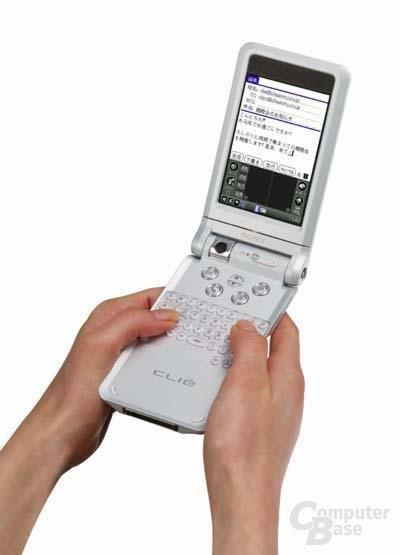 Sony CLIÉ NR70V