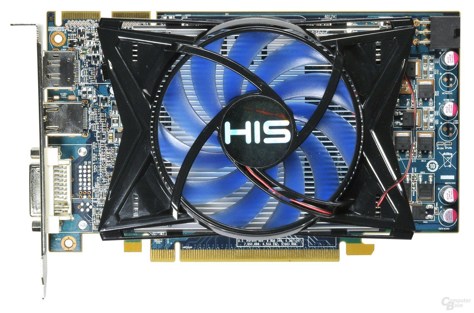 HIS Radeon HD 5750 iCooler IV