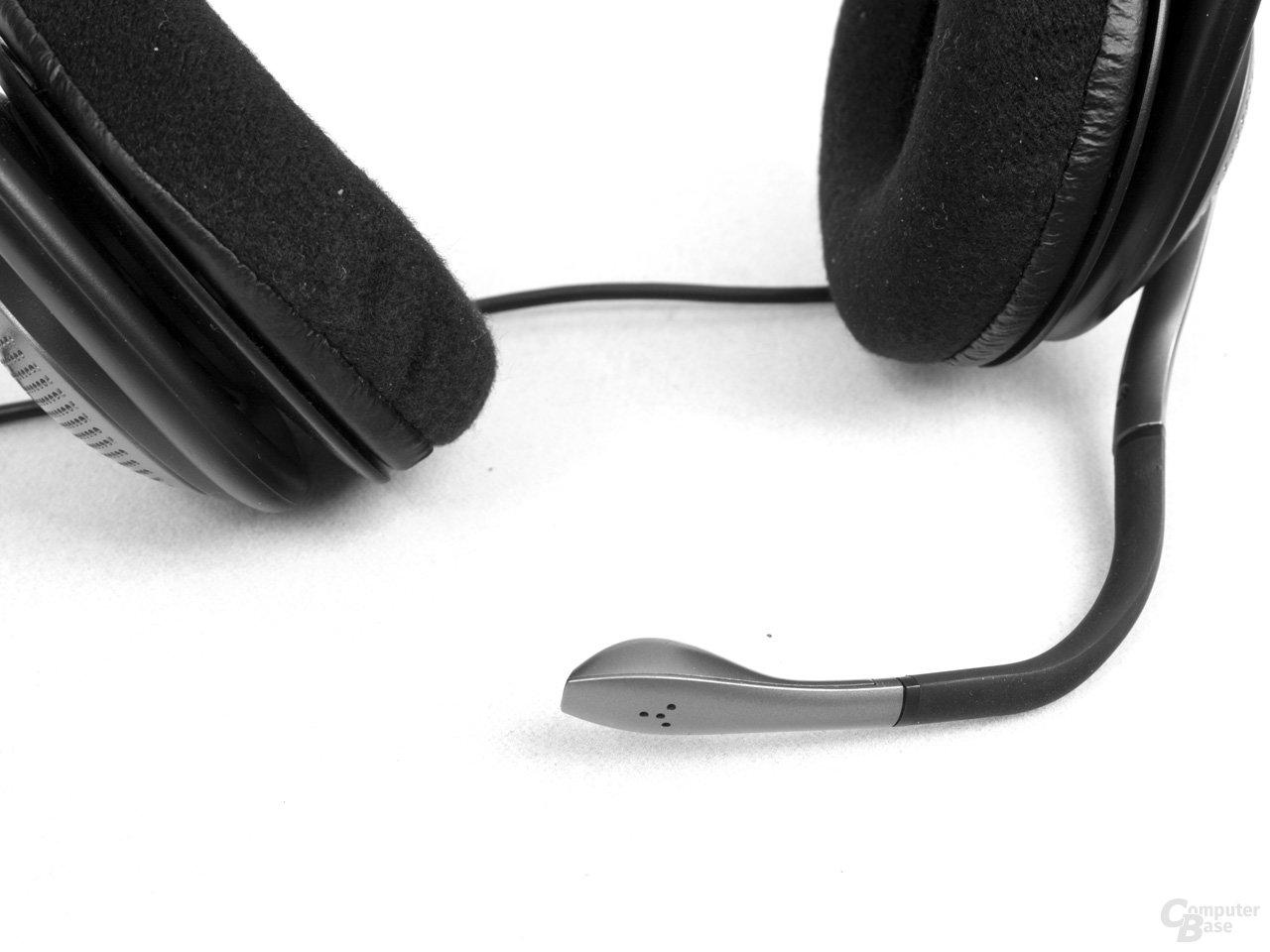sehr flexibler Mikrofonarm