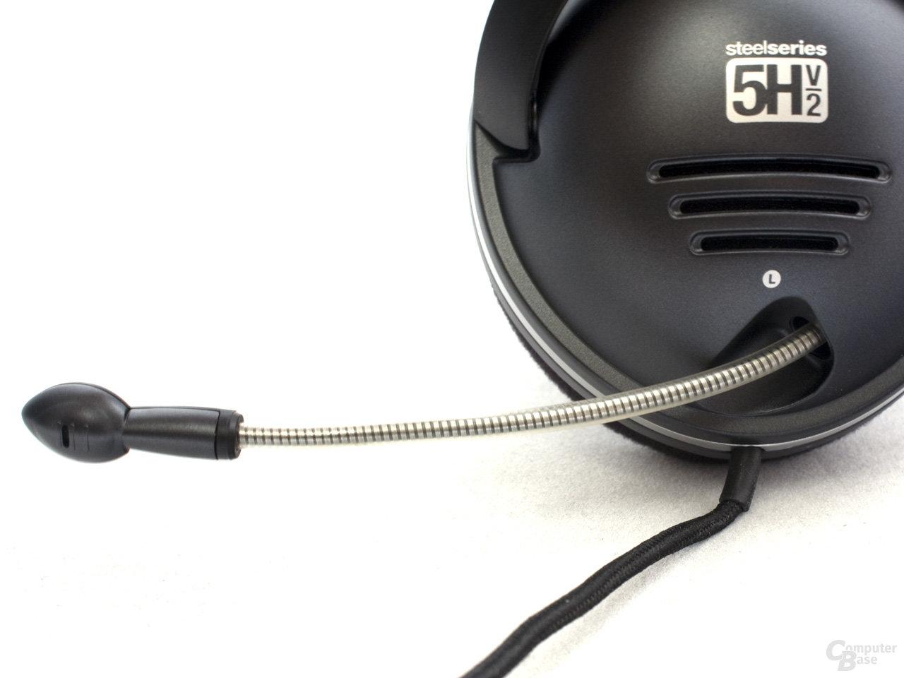 ausziebares Mikrofon