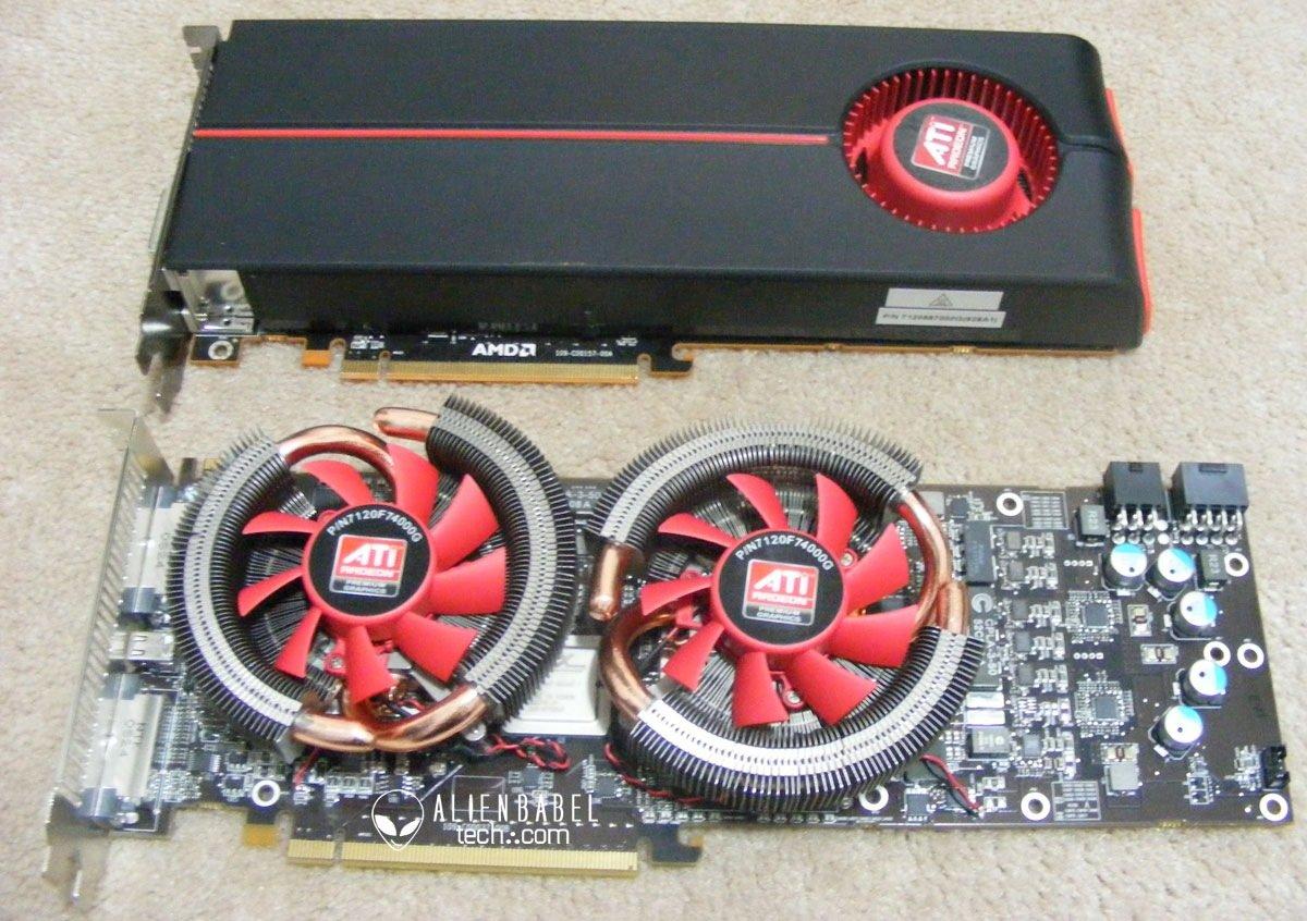 ATi Radeon HD 5950?