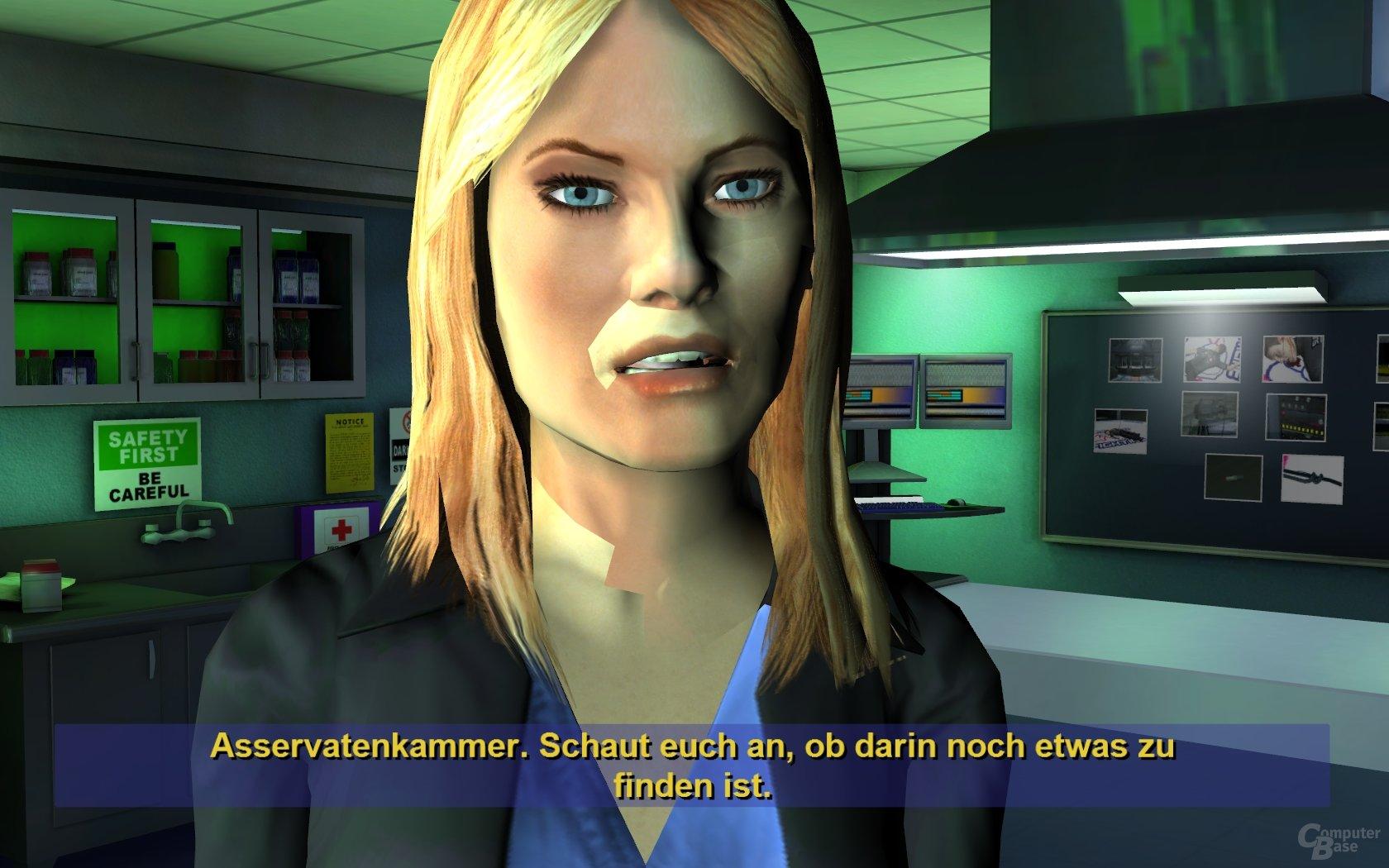 CSI - Tödliche Absicht