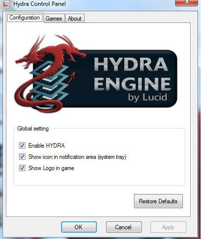 Lucid Hydra im Einsatz