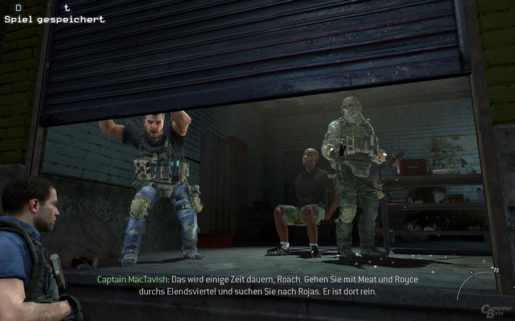 Modern Warfare 2 - Grafik