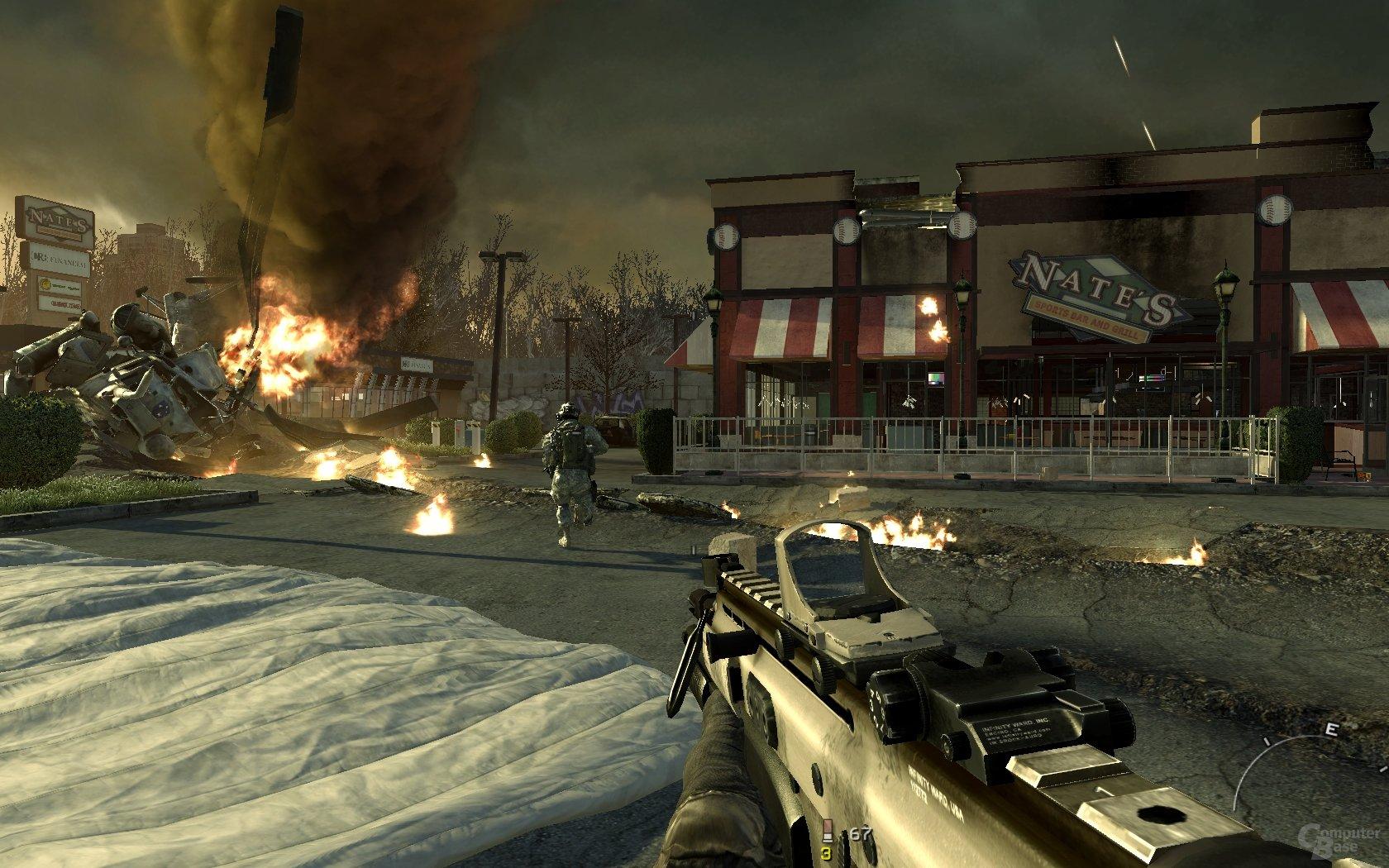Modern Warfare 2 - Plot
