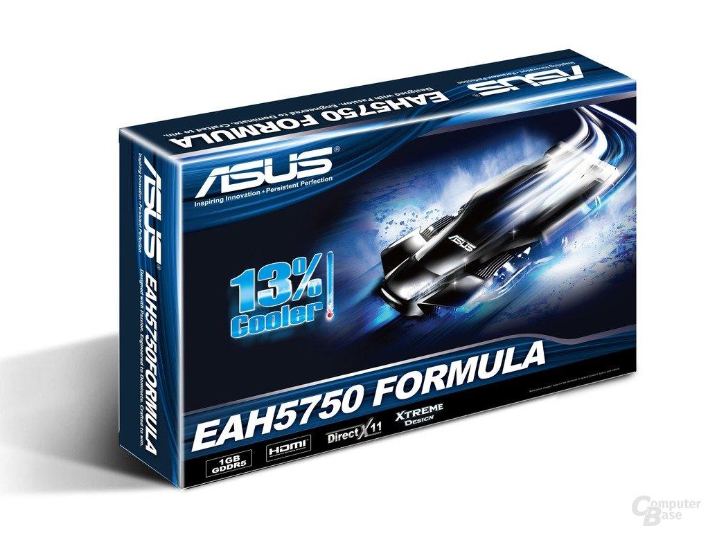Asus EAH5750 FORMULA/2DI/1GD5