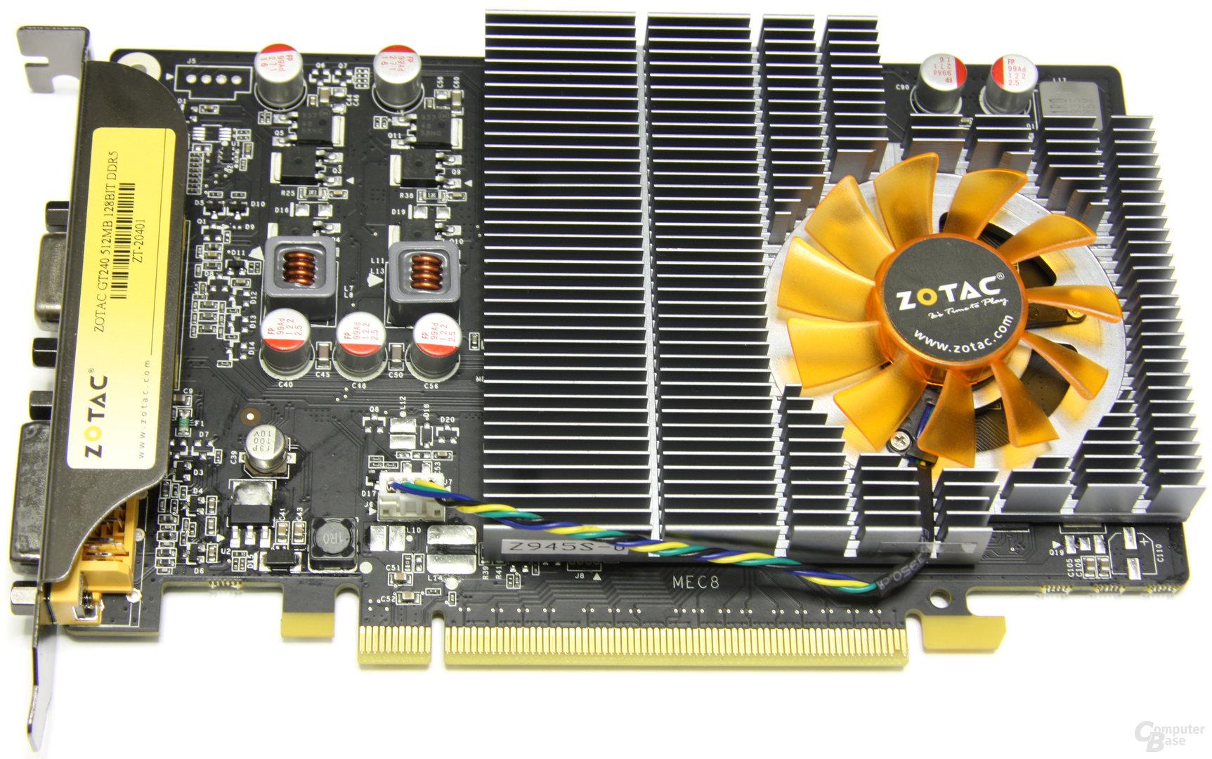 Zotac GeForce GT 240