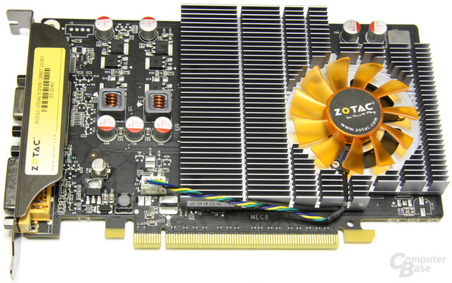 Zotac GeForce GT 240