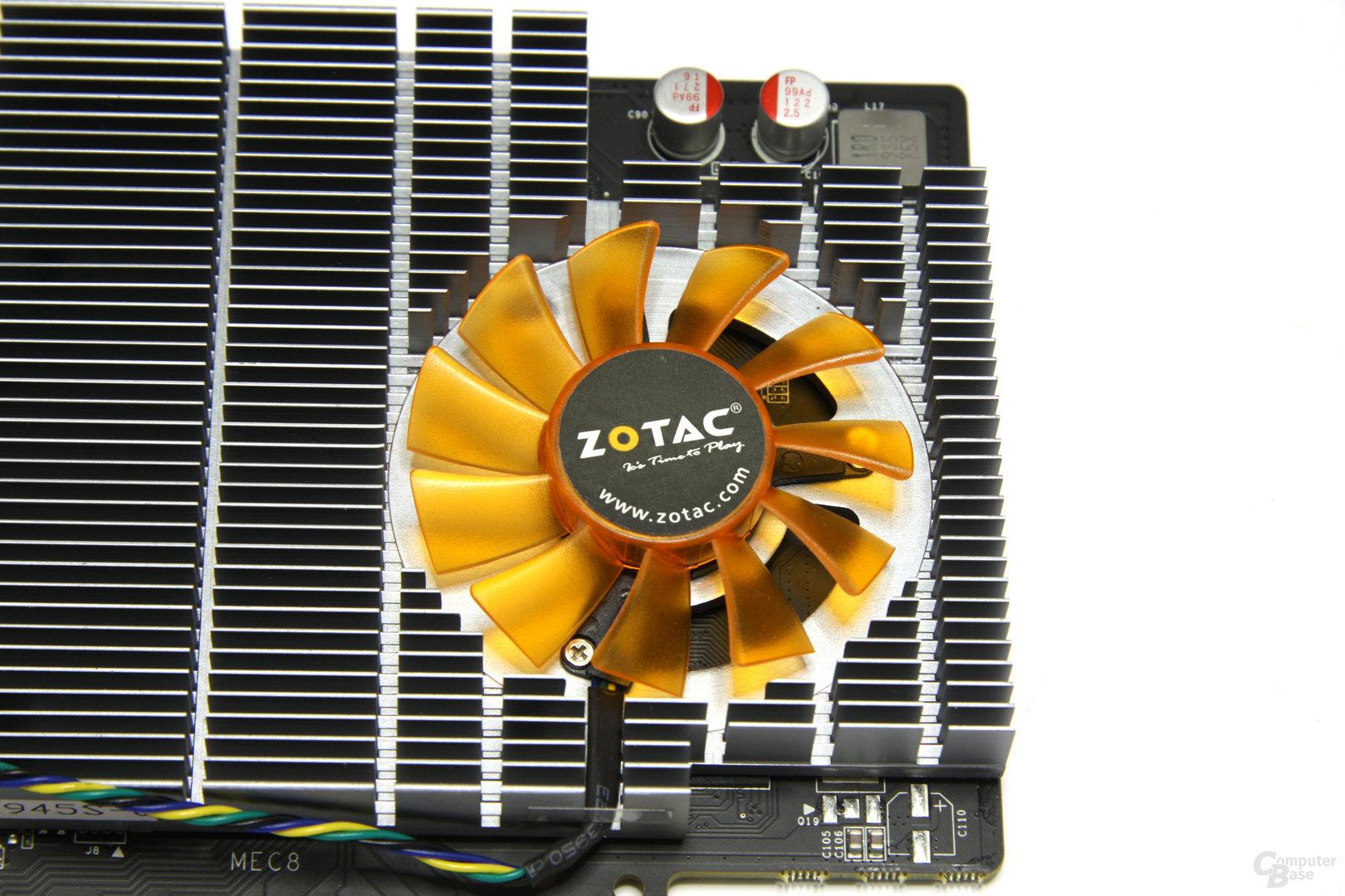GeForce GT 240 Lüfter