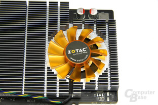 GeForce GT 240 Lüfter