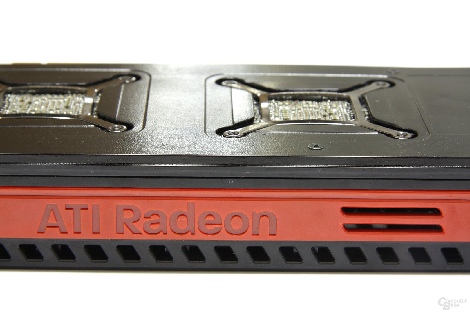 Radeon HD 5970 Schriftzug