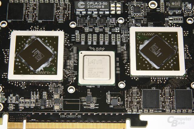 GPU und PCIe-Switch