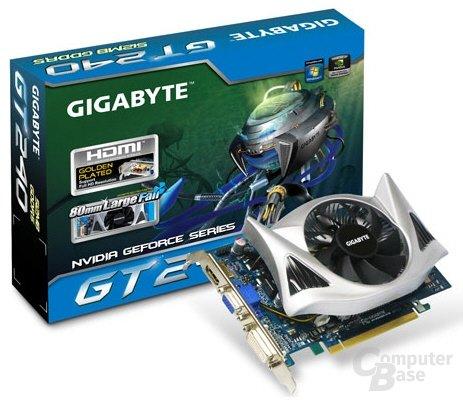 Nvidia GeForce GT 240 512MB GDDR5