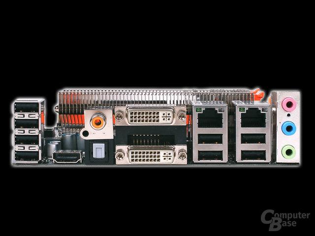 DFI HYBRID P45 ION-T2A2