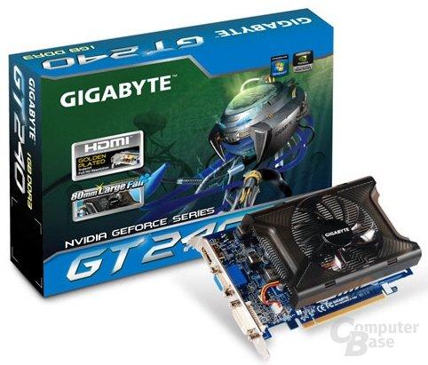 Gigabyte GeForce GT 240