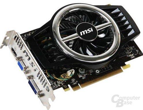 MSI GeForce GT 240