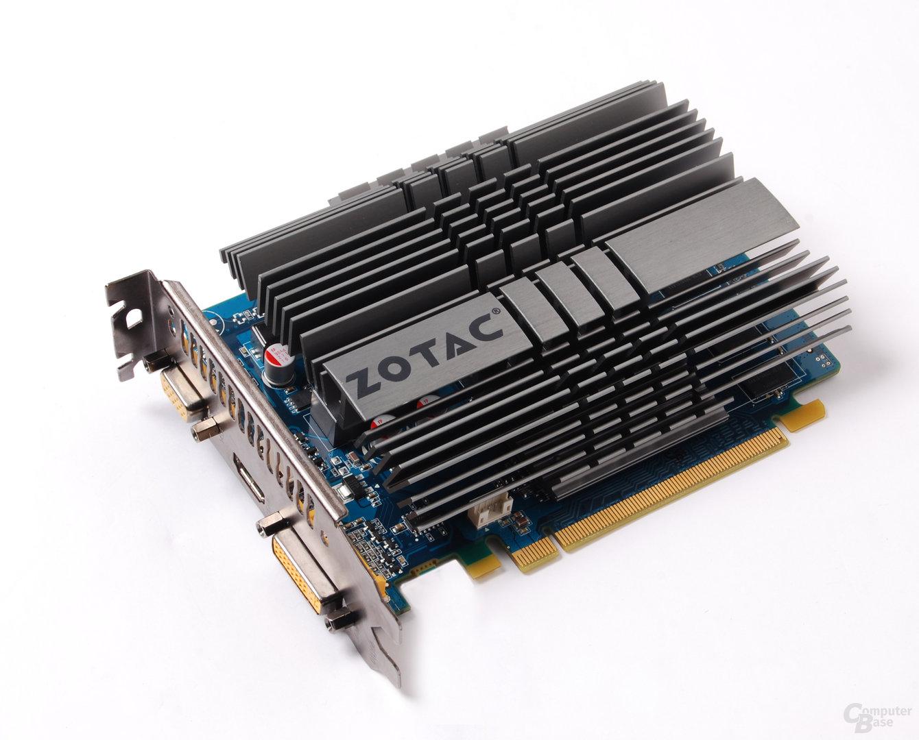 Zotac GeForce GT 240 ZONE Edition
