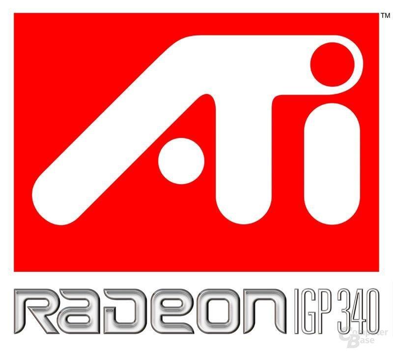Radeon IGP 340 für Intel Prozessoren